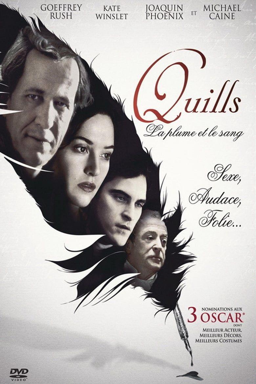 Quills Pelicula Completa 123movies In 2020 Full Movies Online Free Full Movies Full Movies Online