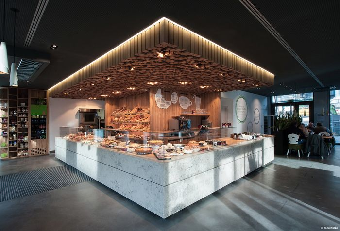 Amazing B Ckerei Treiber Restaurant Bar Design Award 0923