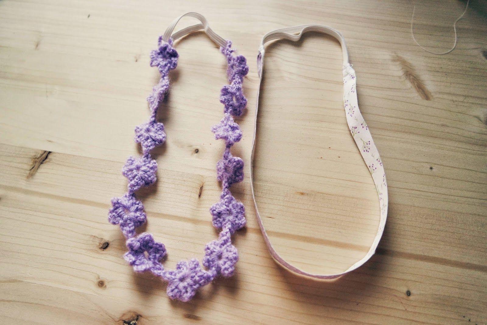 DIY: Fabric Tape Hairband