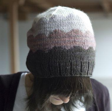 Bergmütze | Wolle | Pinterest | Wolle
