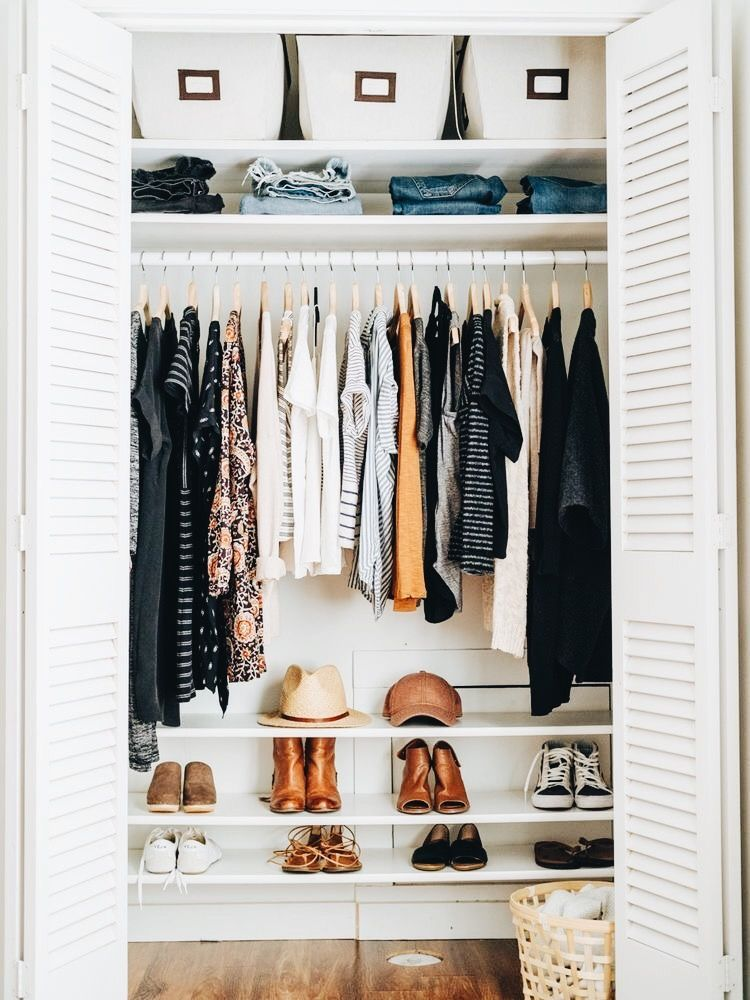 ... Dimensions, Closet Organization Ideas. Order And Restrain Instead Of  Hoarder And Excess. Closet In Bedroom, Shoe Shelf In
