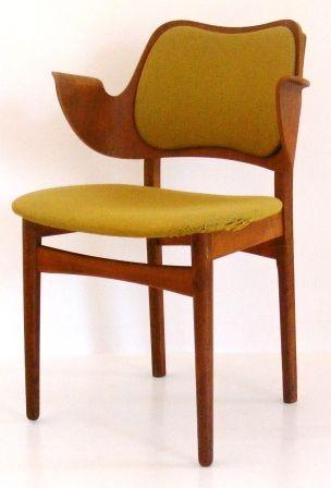 Chair Hans Olsen 1950u0027s Shell Chair