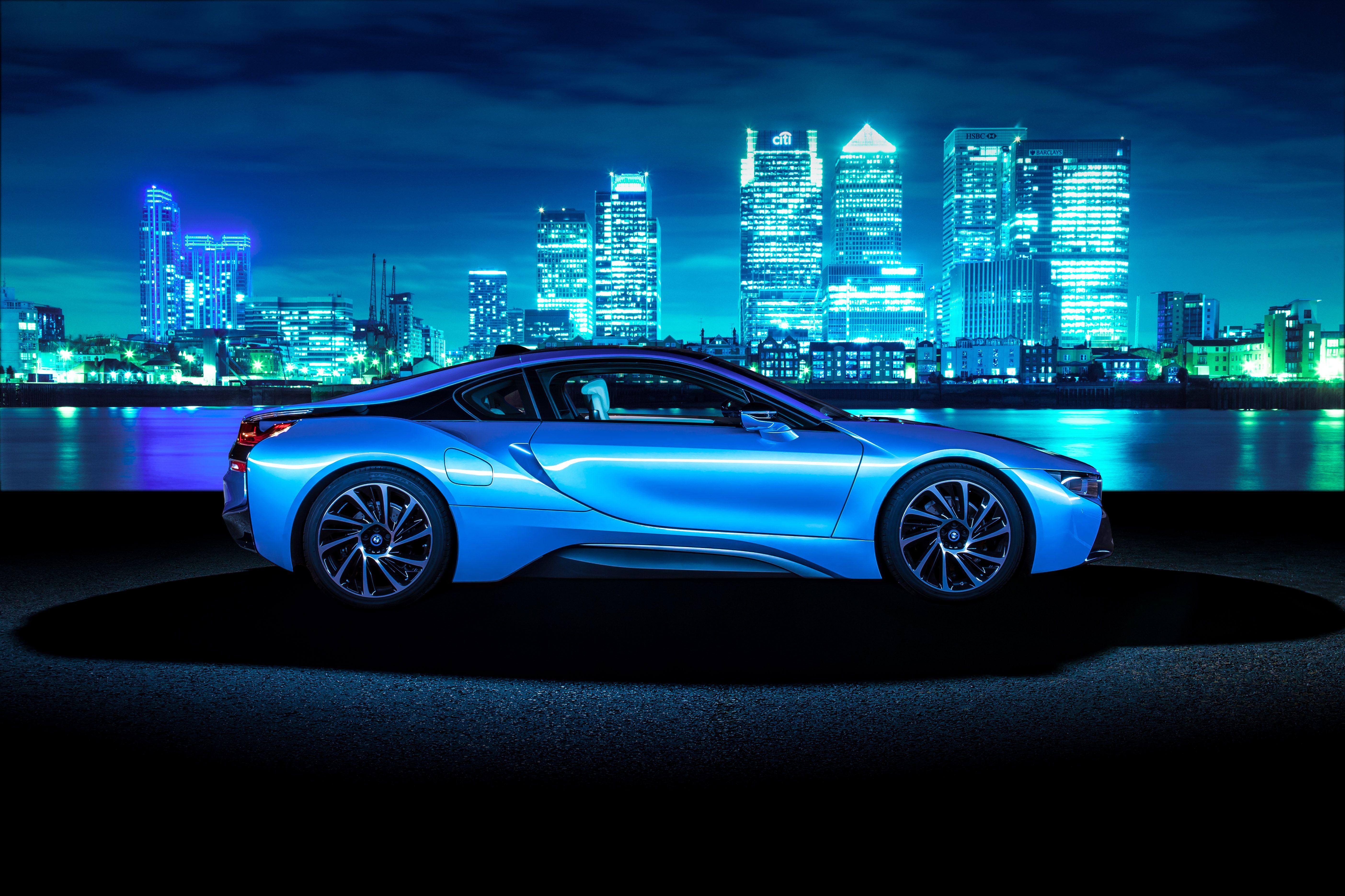 BMW i8 bylo zvoleno jako Auto roku renomovaným časopisem Top Gear. Gratulujeme!