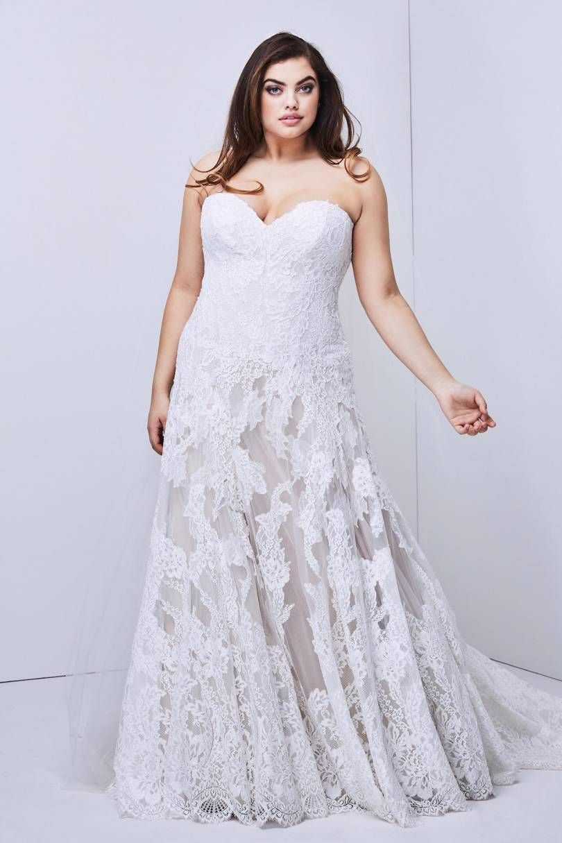 Wedding dresses for girls with curves wedding dresses pinterest