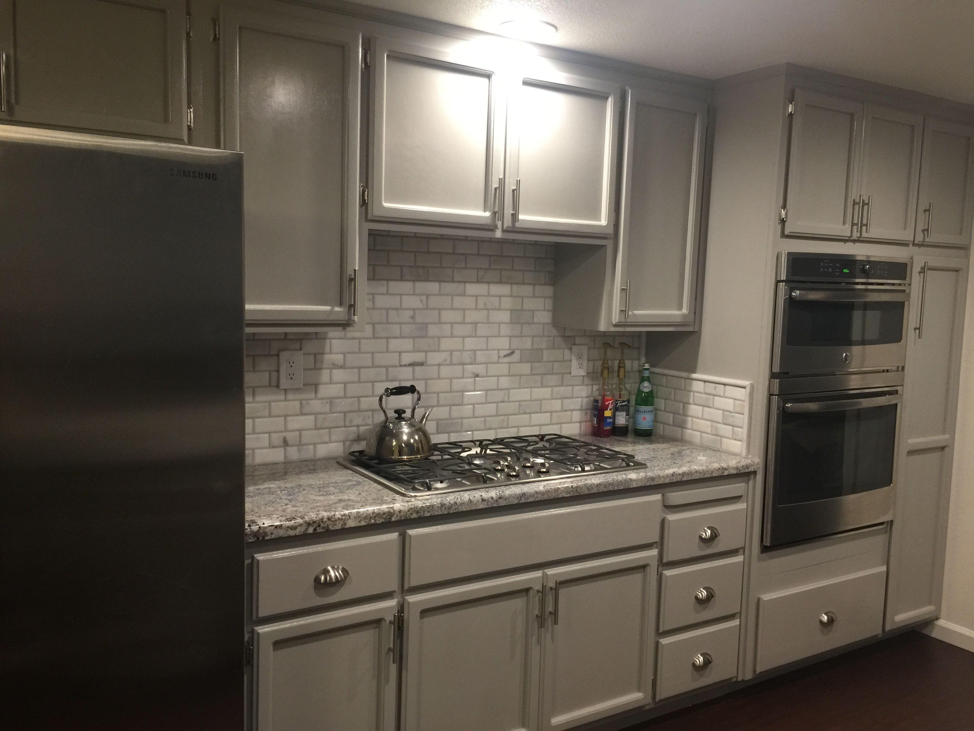 Best Monte Cristo Granite Marble Backsplash Tiles And Grey 640 x 480