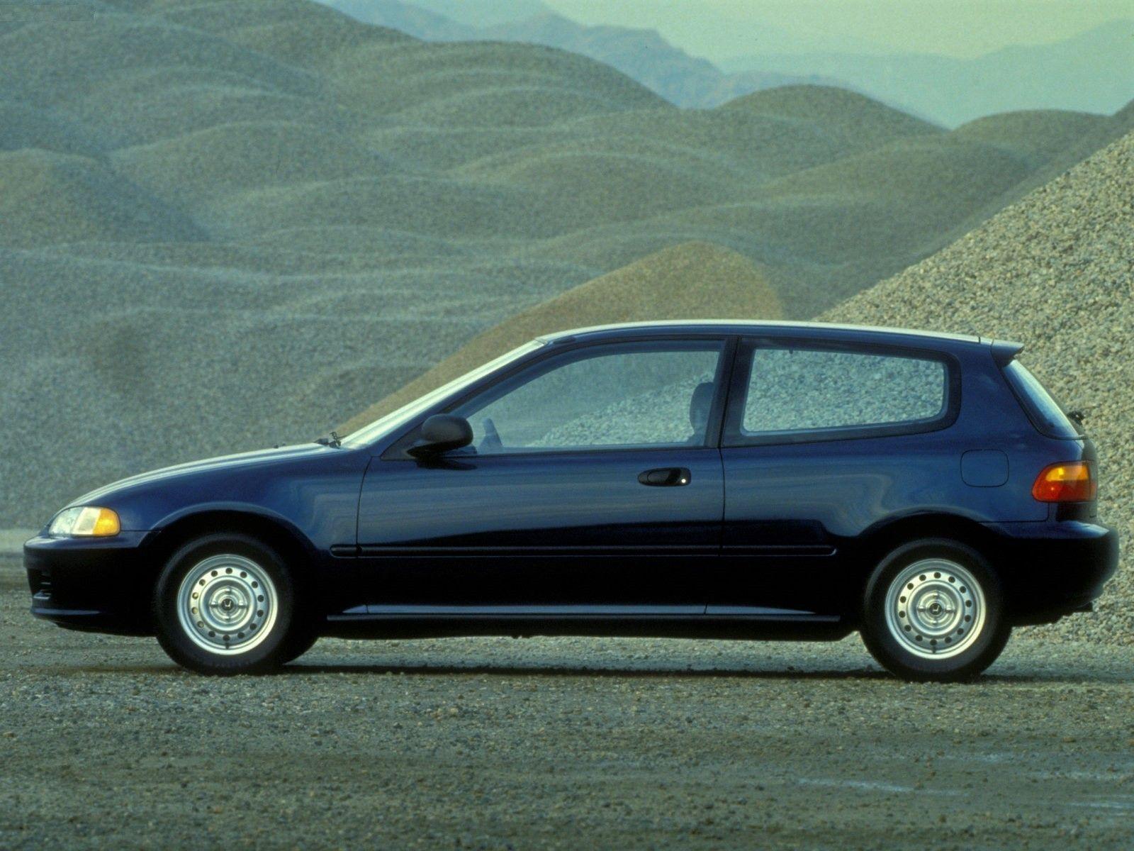 Honda Civic Cx Hatchback North America Eh2 1991 95 Civic Hatchback Honda Civic Hatchback Honda Civic