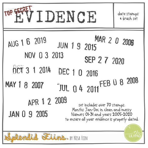 evidence date stamps | Sherlockian | Pinterest | Home, Stamps and ...
