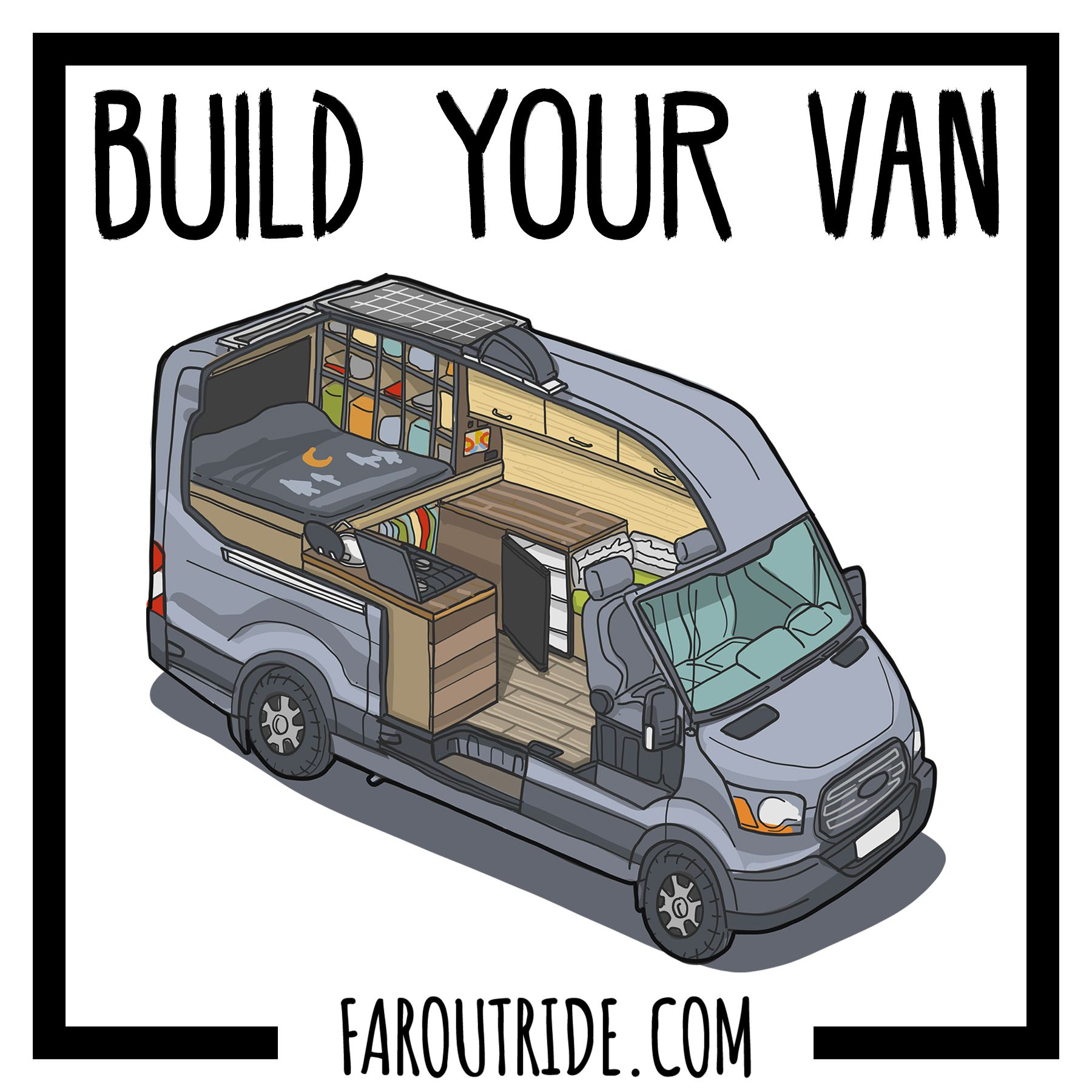 Photo of BUILD YOUR VAN | DEFINITIVE GUIDE