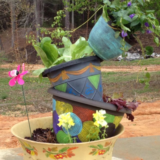 Flip Flop Flower Pots Gardening Pinterest Flower Containers