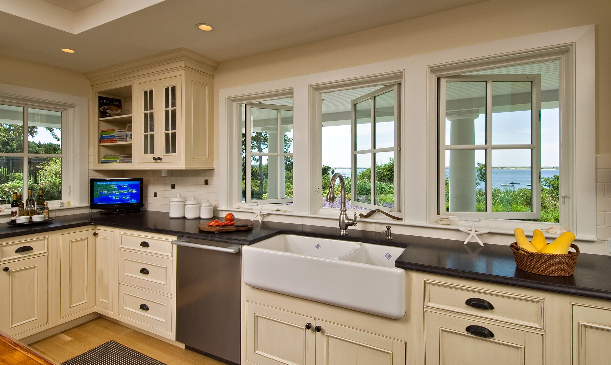Kitchens « Classic Kitchen & Interiors | Distressed ...