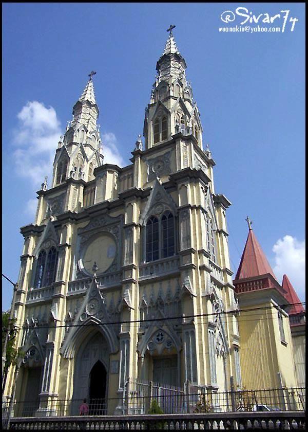 La Basílica Sagrado Corazón De Jesús San Salvador Landmarks Iglesias Building