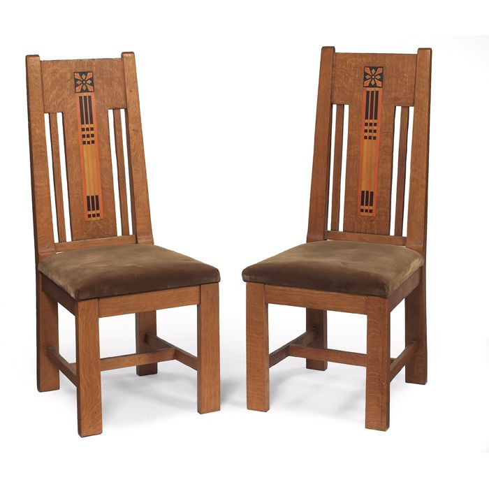 Craftsman Style Dining Room Furniture: Arts And Crafts, 50s, Art