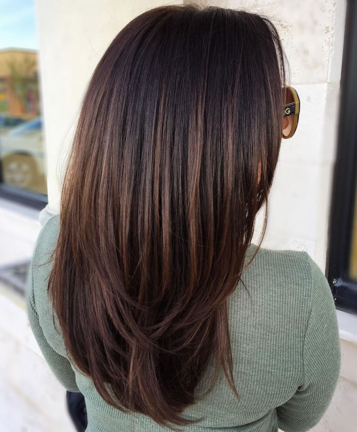 Dark Chocolate Hair Color Pictures