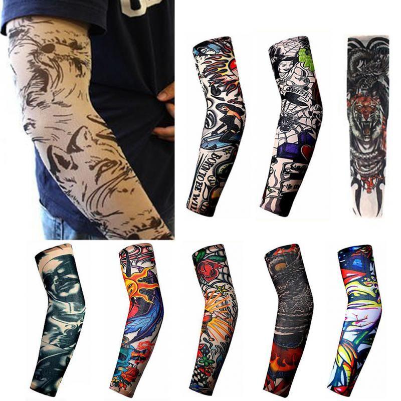 Creme Solaire Tatouage mode de tatouage bras jambe manches protection solaire livraison