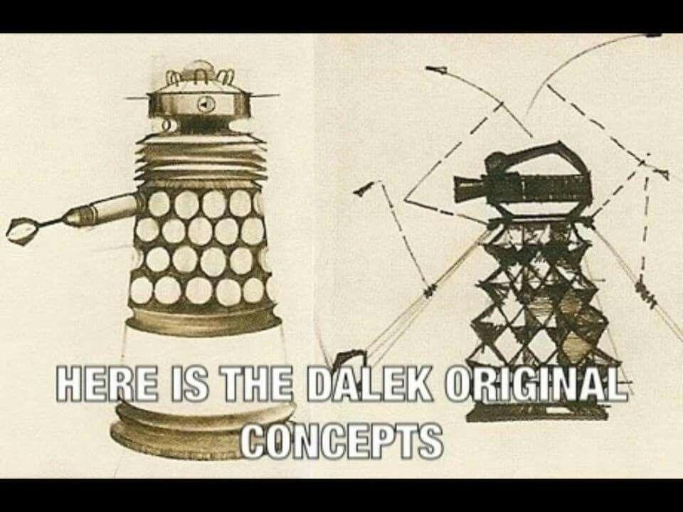 Dalek concept