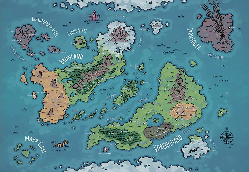 The world of sanspants a world map for dd dungeons dragons the world of sanspants a world map for dd dungeons dragons pathfinder gumiabroncs Images
