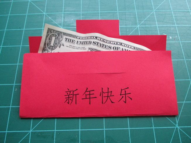 TUTORIAL How To Make Chinese New Year Red Envelopes W Free Template
