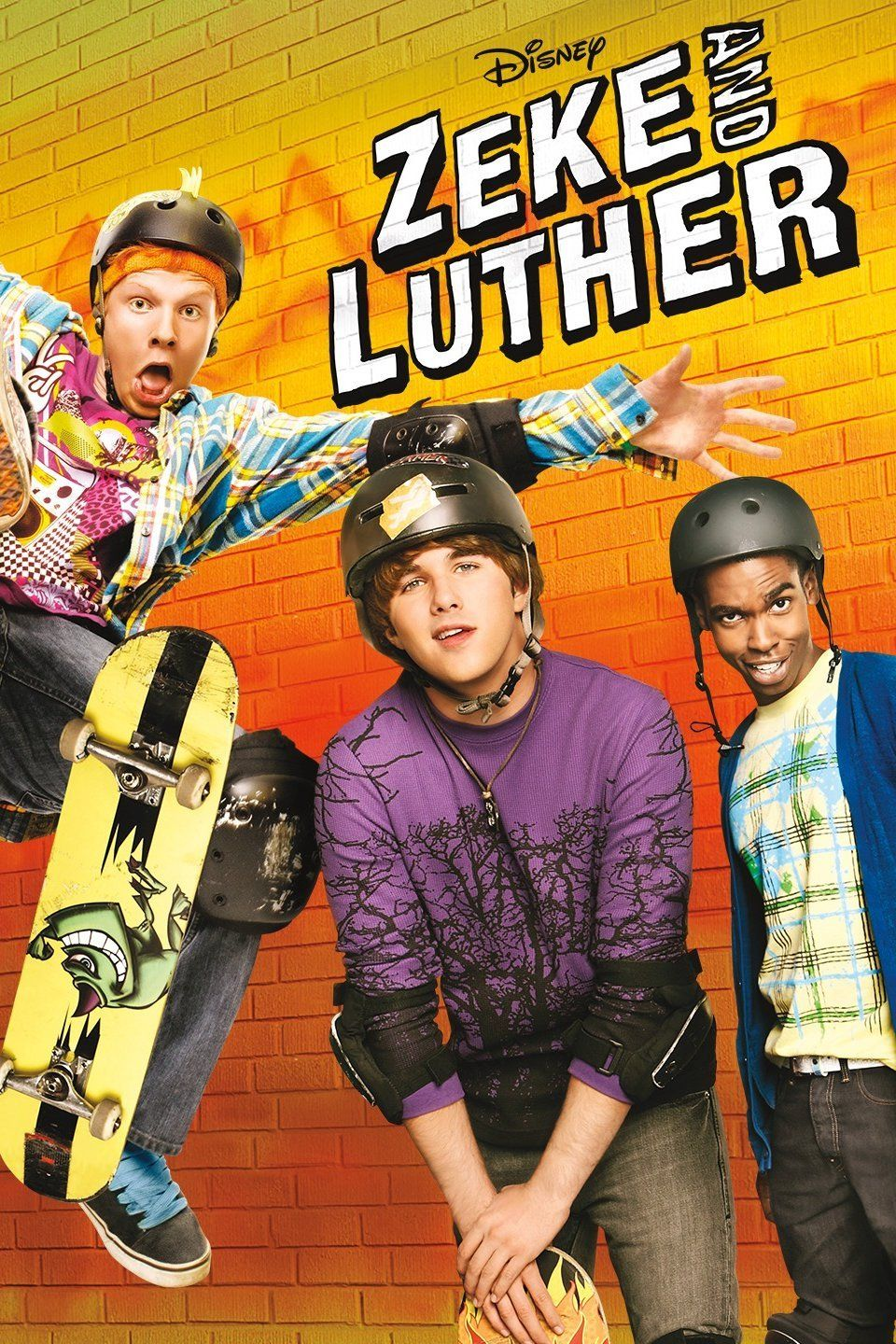 Disney Xd Skateboard Show : disney, skateboard, Luther, Luther,, Favorite, Shows,, Newest, Shows