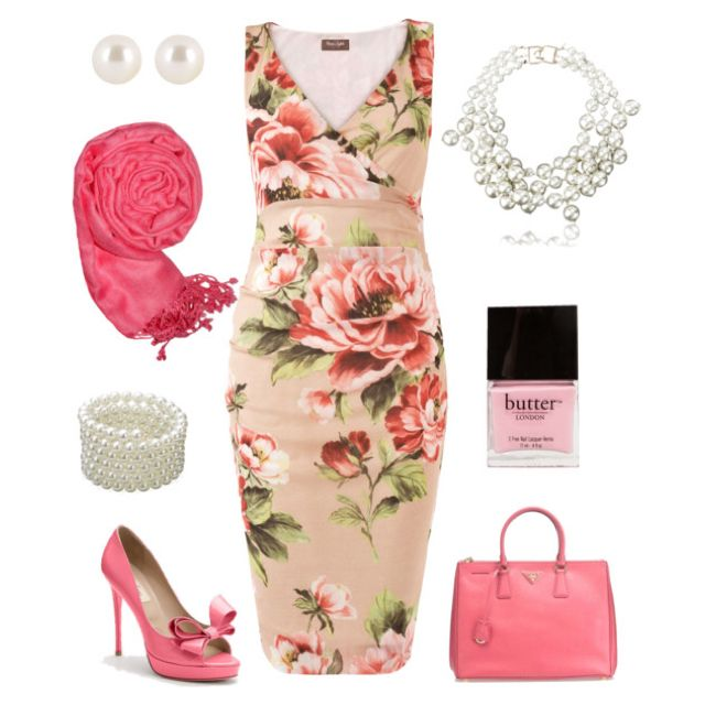 Summer Wedding Guest Outfit by rleveryday