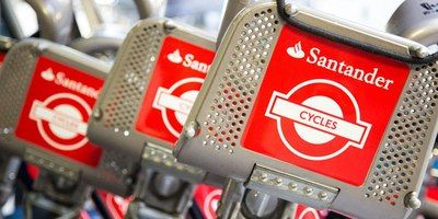 Santander Cycles London Transport London Cycling In London
