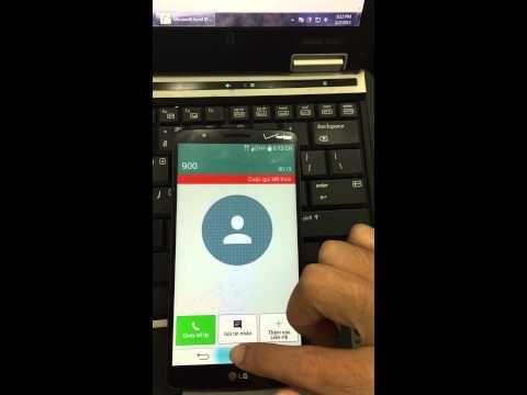 Unlock LG G3 VS985 phien ban khoa mang Verizon xach tay tu