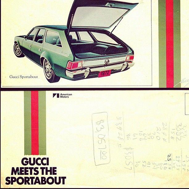 Gucci x AMC Vintage Inspiration| #vintage #gucci