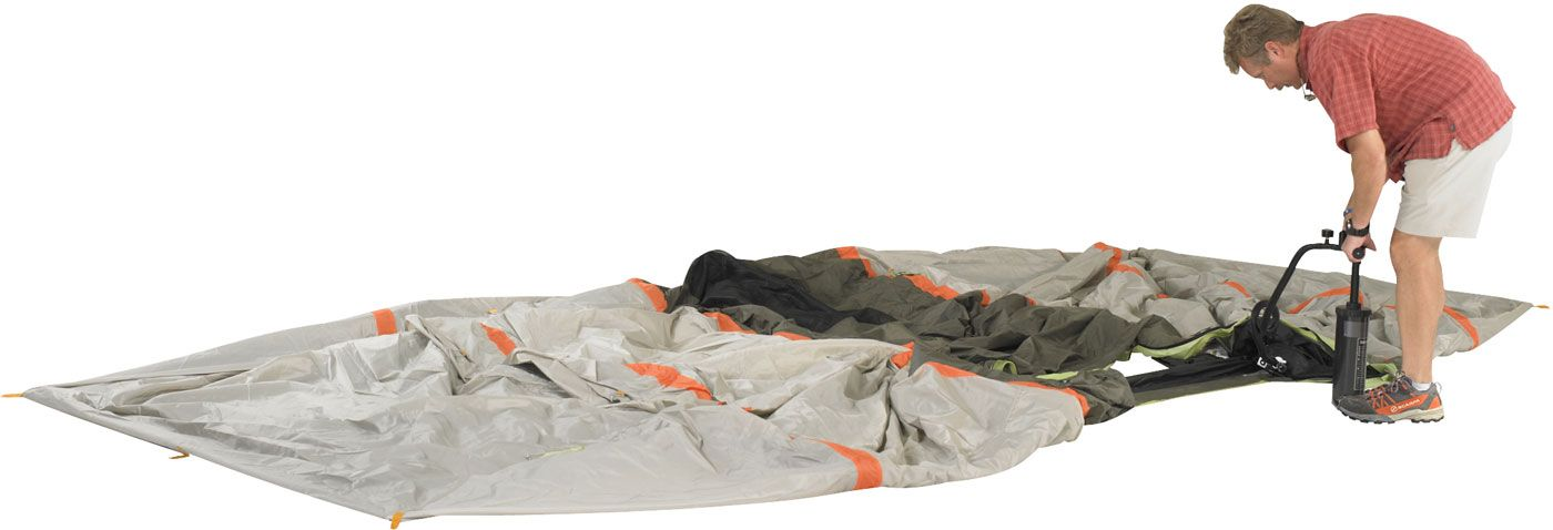 Kelty Mach 6 3-Season Inflatable C&ing Tent | Video SAVE $100  sc 1 st  Pinterest & Kelty Mach 6 3-Season Inflatable Camping Tent | Video SAVE $100 ...