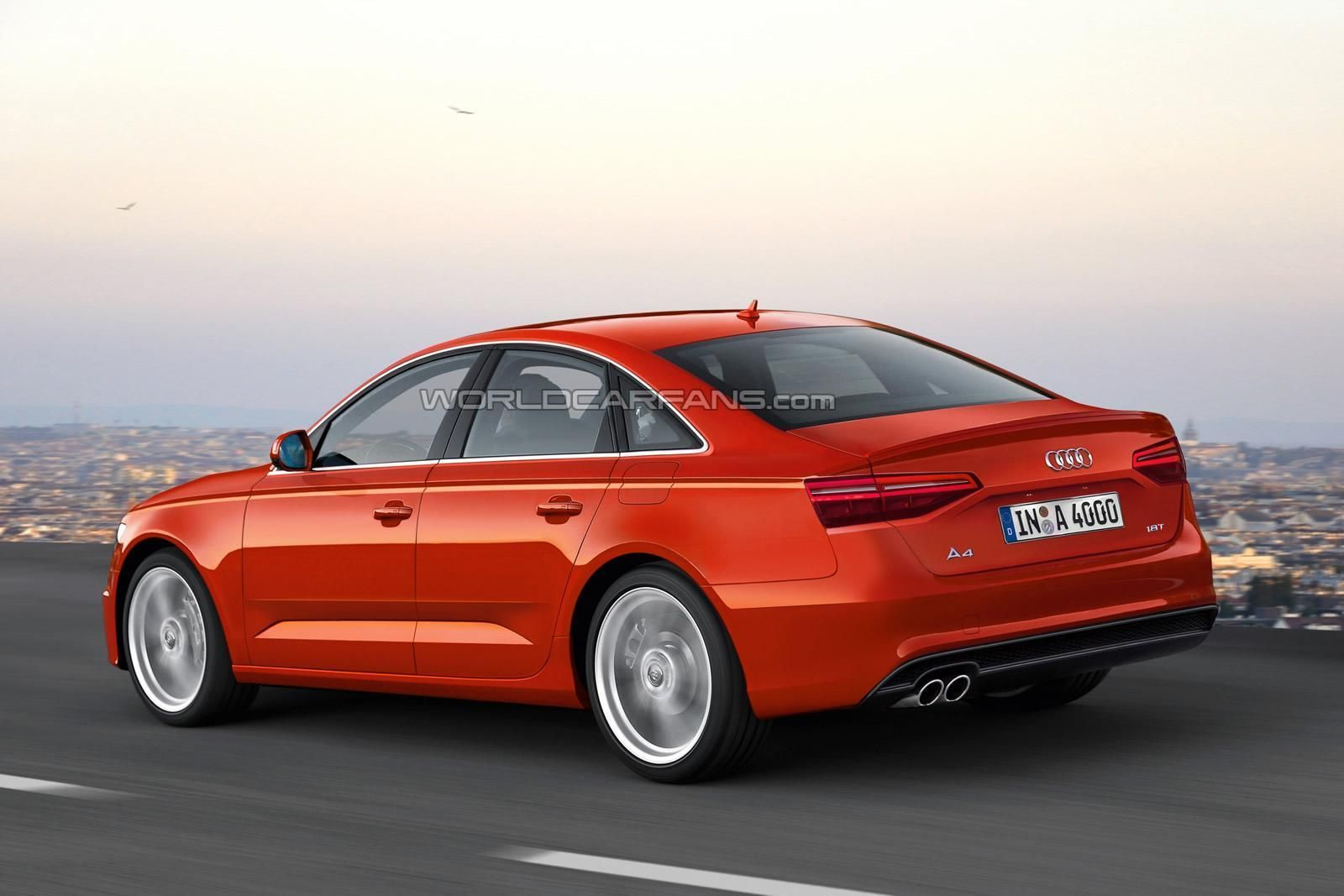 Audi a4 2016 render car renders pinterest audi a4 audi and audi rs