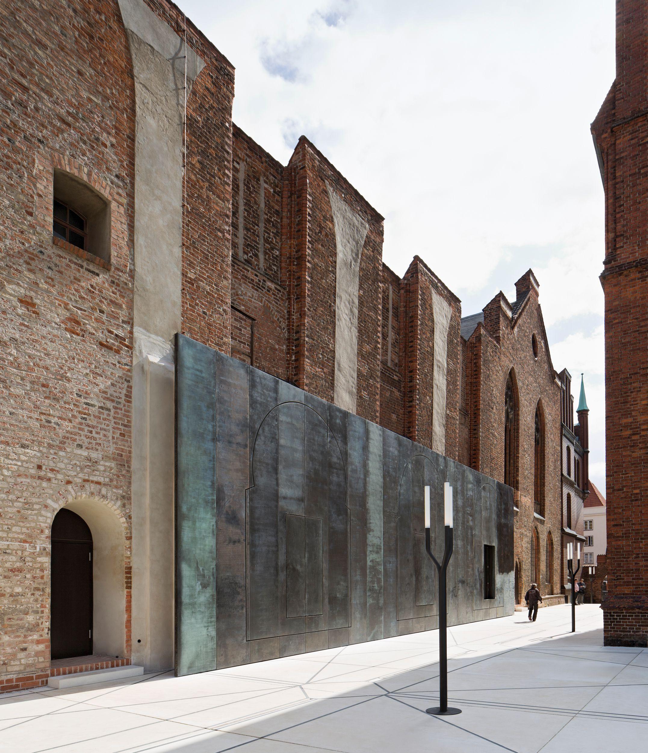 Architekten Lübeck 2012 infrastrukturgebäude lübeck architektur und werner
