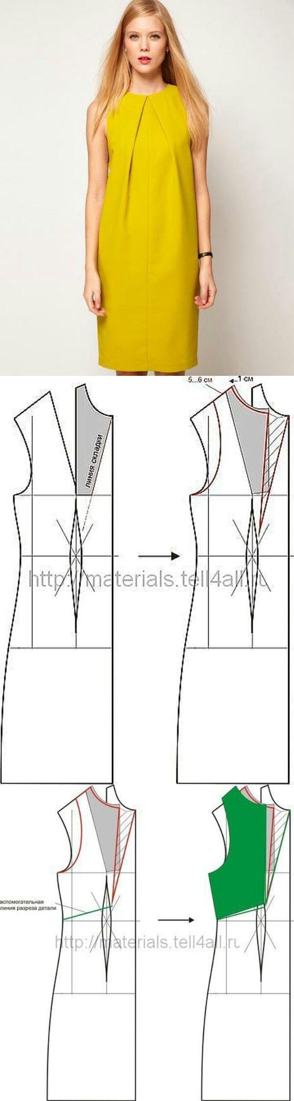 Pin von janejong auf sewing: clothes 2   Pinterest   Handarbeiten ...
