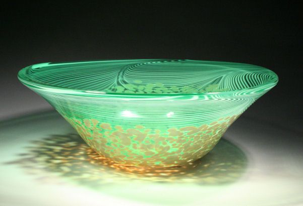 art glass vessel sink - I will collect art that inspires me, and supports other artisans