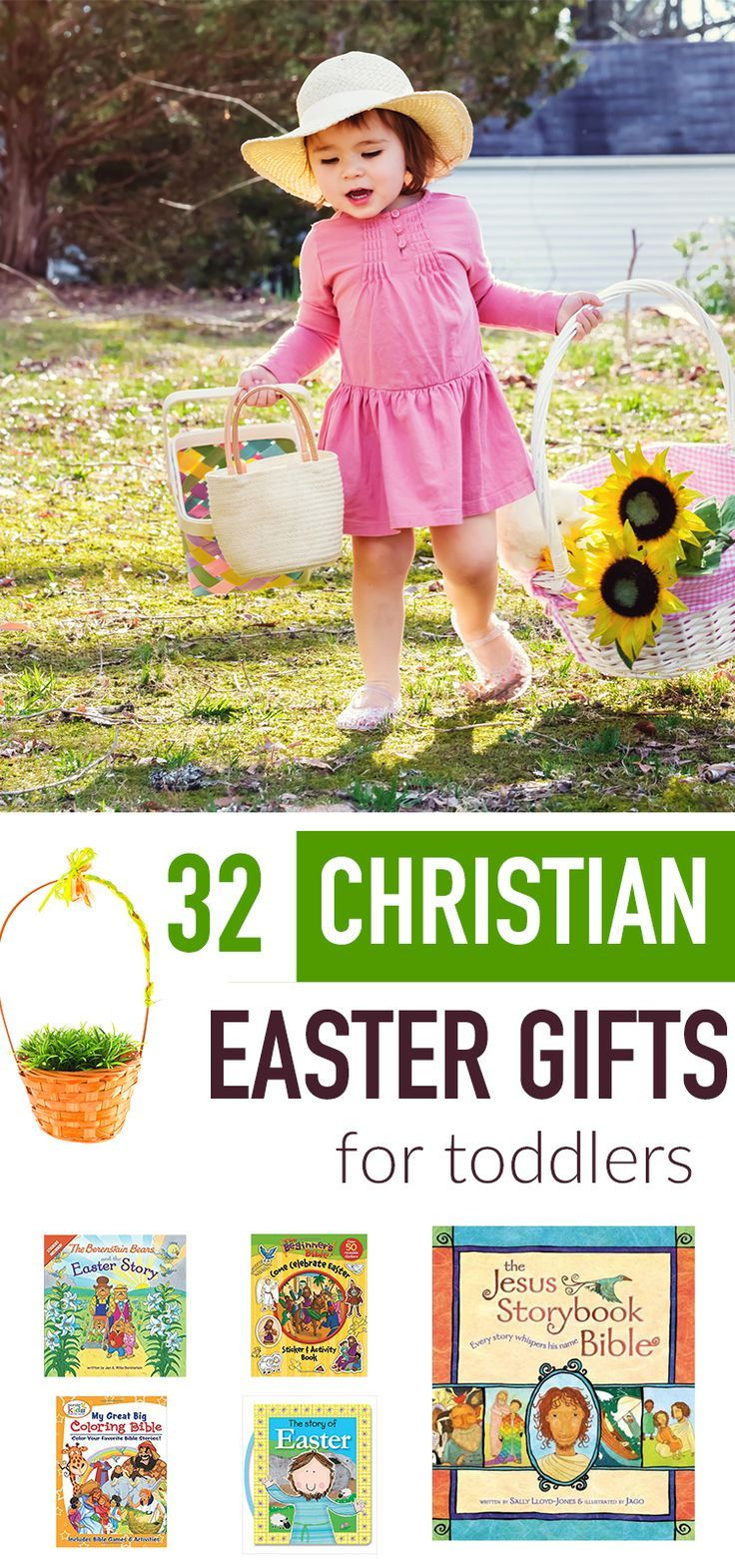 32 cute christian easter gifts for toddlers easter baskets easter 32 cute christian easter gifts for toddlers easter baskets easter and babies negle Image collections