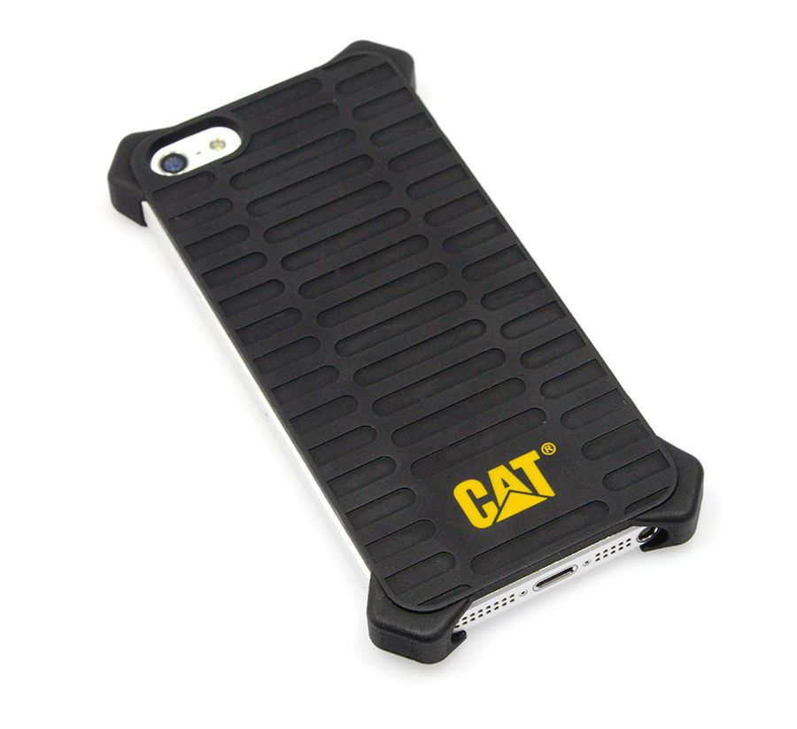 buy online a31a3 274c8 New CAT® Active Utility Rugged CASE IPHONE 5, 5S Genuine Caterpillar ...