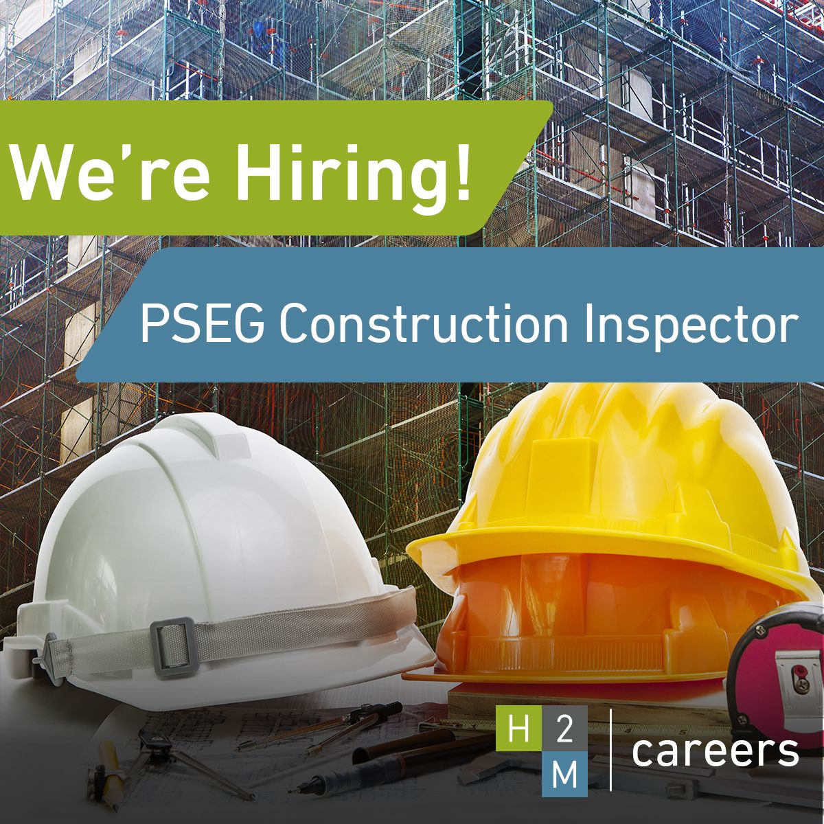 WeRe Hiring A Pseg Construction Inspector With  Years Of