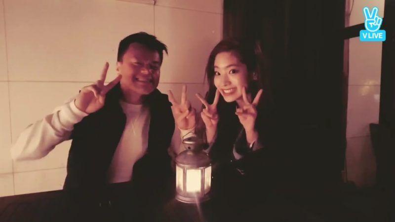 Dahyun de TWICE comparte cómo confundió a JYP con un troll via @soompi