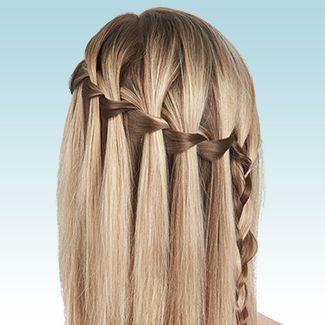 Conair Hair Care Styling Essentials Tools Waterfall Braidshair