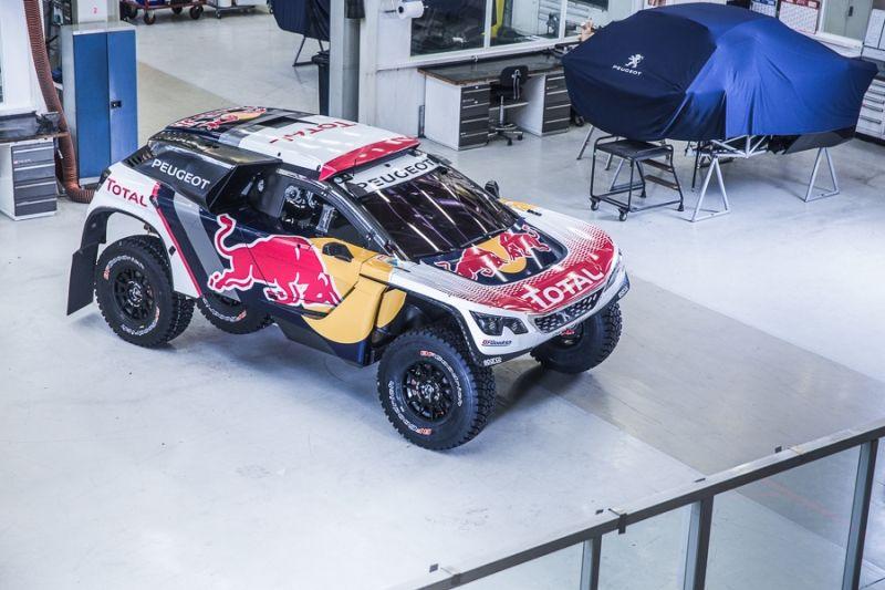 Peugeot 308 Dakar - TheGentlemanRacer.com