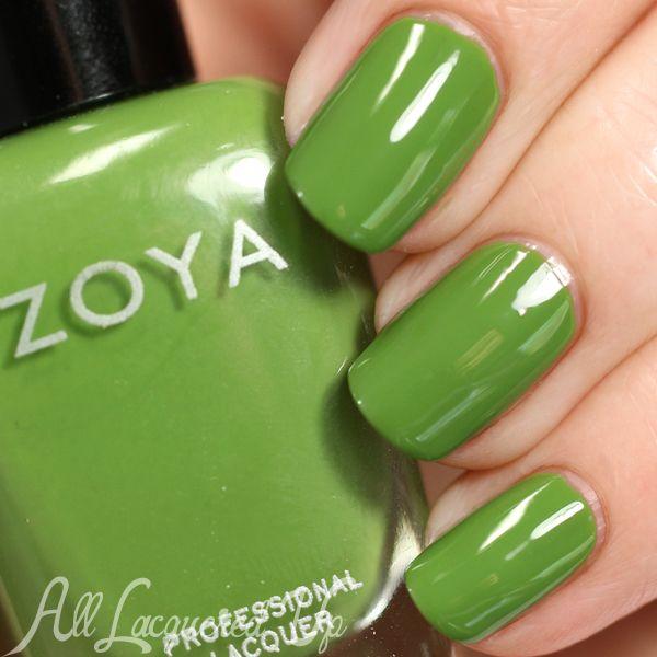 Zoya Summer 2015 - Island Fun Swatches & Review | Uñas lindas ...