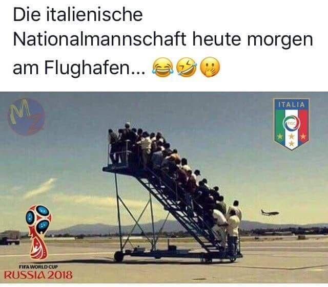 Wm 2018 Lustig Witzig Sprüche Bild Bilder Italien Sport Lustig