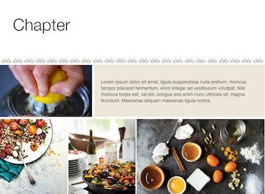 Cookbook Template For Ibooks Author Available At Http