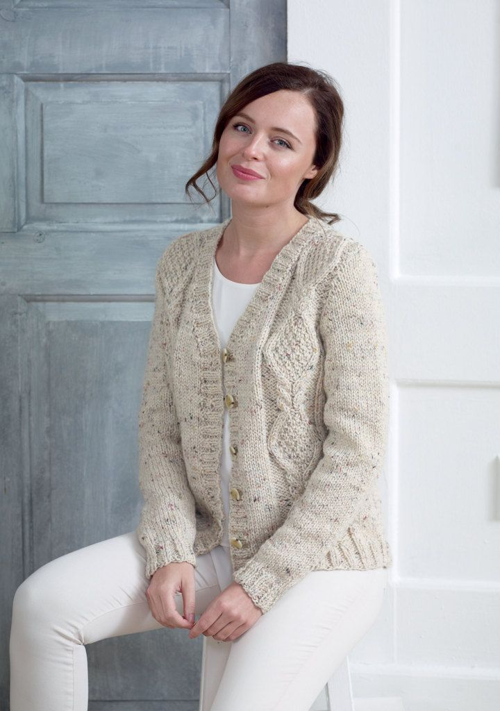 Cardigans in King Cole - 5014