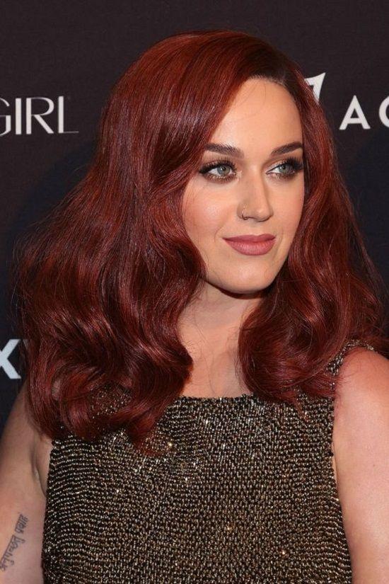 Auburn Hair Color Celebrity Inspirations Hair Hair Hair Styles