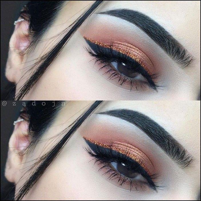 Más de 123 sombras de ojos bonitas para el día y la noche – página 36 – Modelos de vestimenta – Looks de sombra de ojos – Otuzzuc Blog