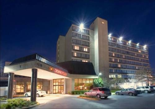 Crowne Plaza Hotel Englewood New Jersey Just Off Route 4 Within Driving