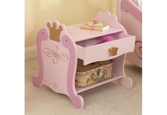 Kidkraft Princess Toddler Table At Odyssey Homestore Free Shipping Meuble Chambre D Enfants Deco Chambre Idee Chambre Enfant