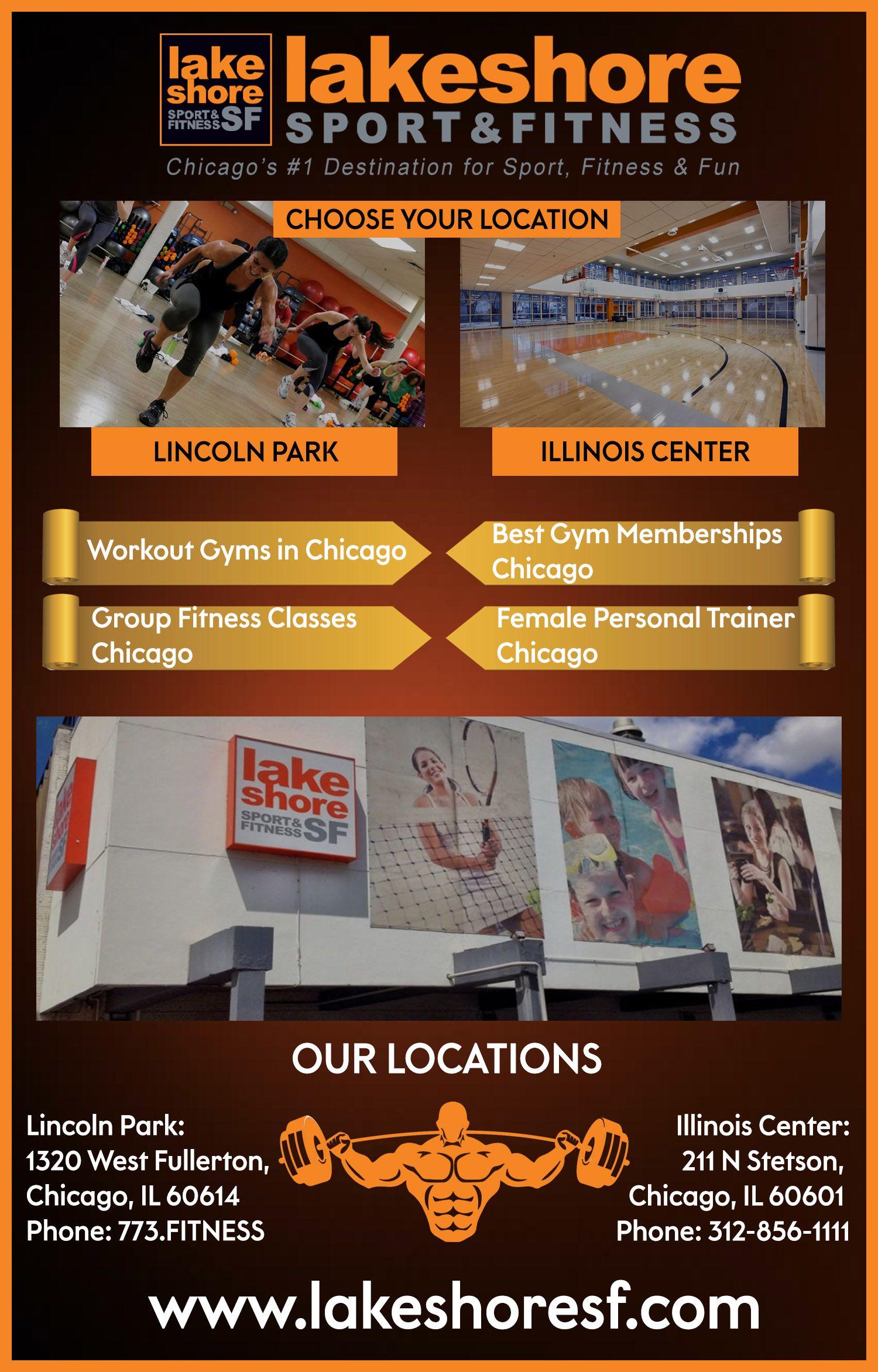 Choose The Best Gym Membership In Chicago Best Gym Chicago Fitness Gym Membership