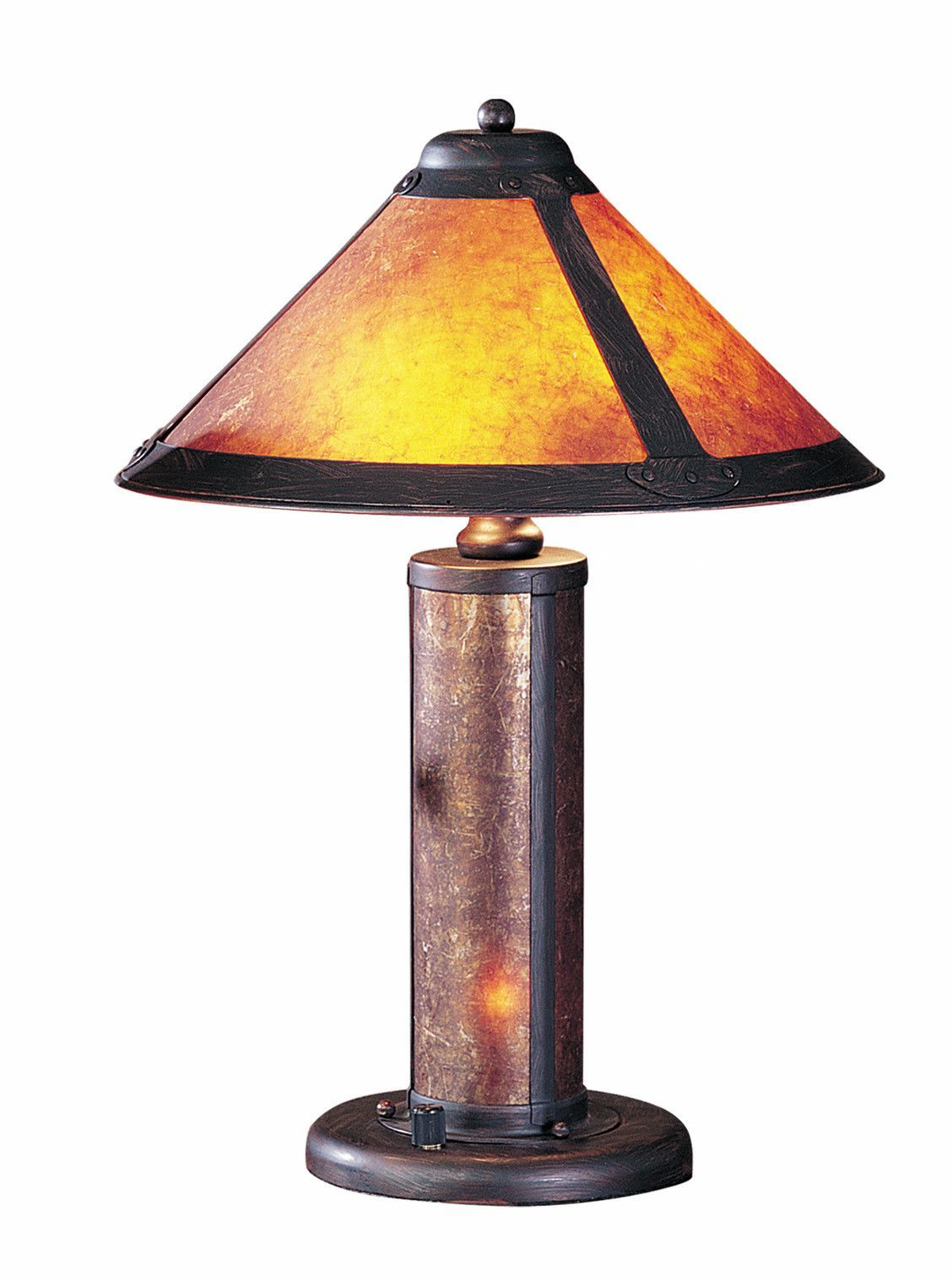 "Accent 20"" H Table Lamp with Cone Shade Table lamp, Lamp"