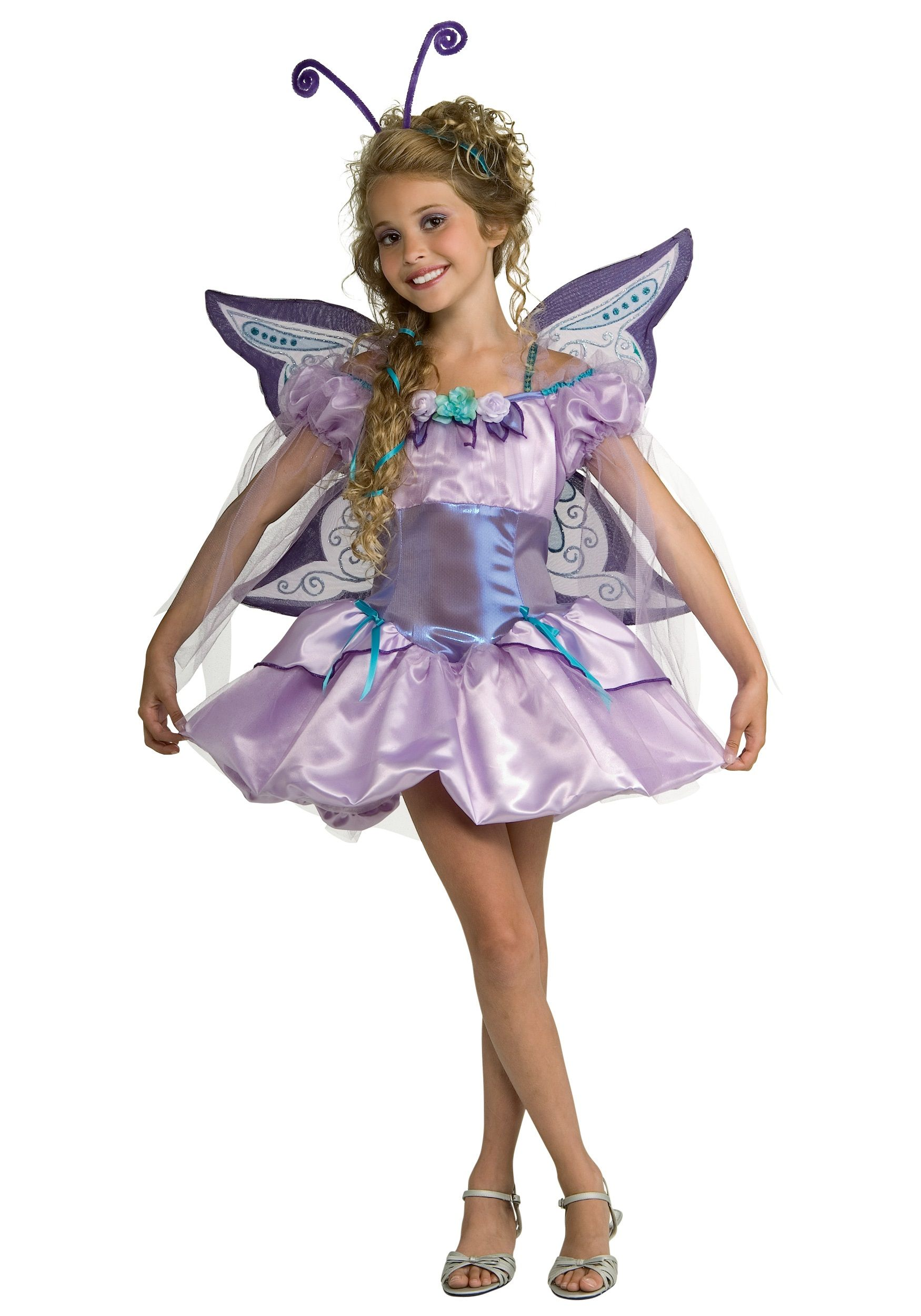 girls fairy costumes | ... and Animal Costumes Butterfly Costumes ...