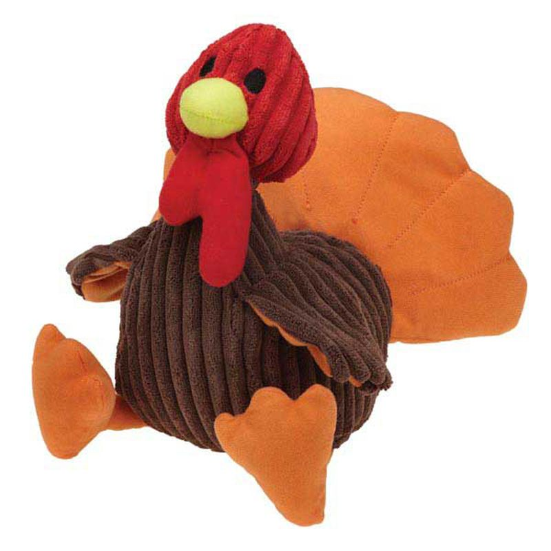 Our Grriggles Goofy Gobbler Turkey Dog Toy Will Have Your Dog