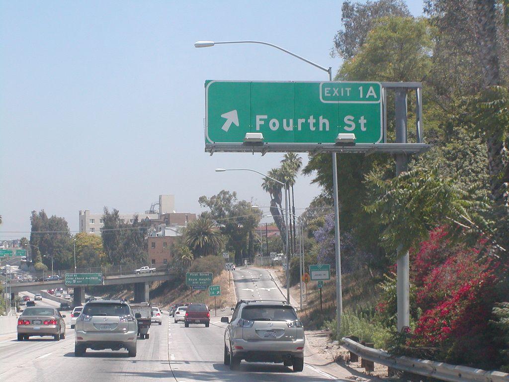 Los Angeles To Santa Ana